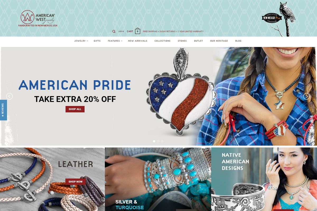 American West Jewelry