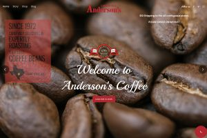 Anderson's Coffee