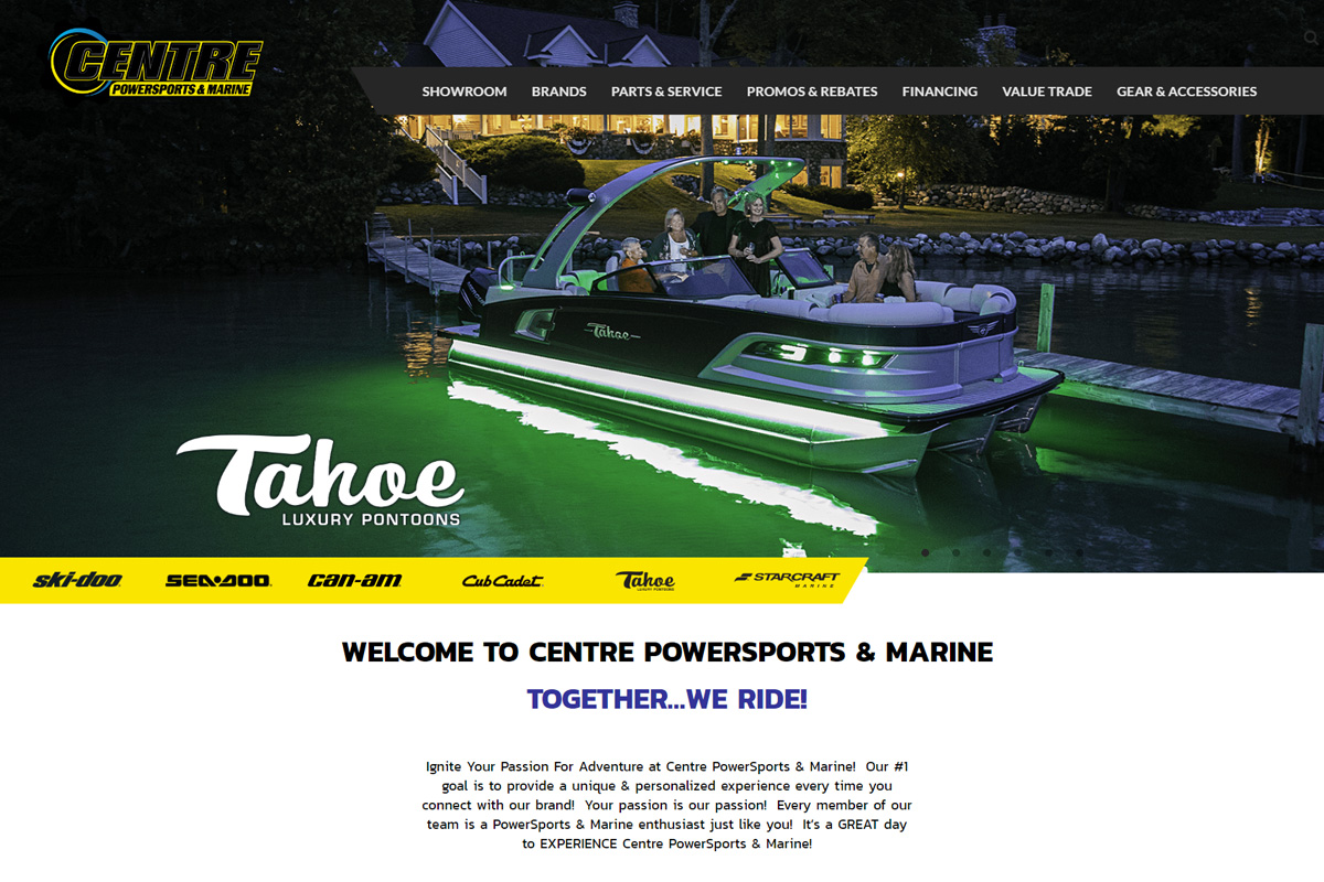 Centre PowerSports & Marine
